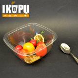 Любимчика фруктового салата шара салата чашка Vegetable пластичная с крышкой 8oz 12oz 16oz 24oz 32oz