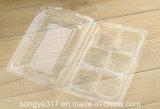 Коробка упаковки волдыря торта зеленой фасоли