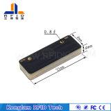 Etiqueta eletrônica anti-metal RFID com material Fr4