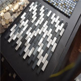 Mosaico variopinto di figura della striscia, vetro di mosaico, mattonelle di mosaico di vetro