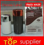 Fibras do edifício do cabelo da queratina do tratamento da perda de cabelo da qualidade do baixo preço as melhores inteiramente
