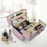Sperrung des Schönheits-Kastens für Kosmetik-und Schmucksache-Ablagekasten