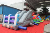 Hot Sale Ocean World gonflable Fun City Obstacle for Kids (CHOB521-1)