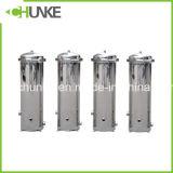Industrielles Edelstahl-Aqua-reines Wasser-Filtereinsatz-Gehäuse