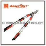 Enclume composée Loppers de cisailles de sécateurs avec les traitements en aluminium télescopiques