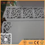 Bom preço e qualidade WPC Placa de espuma de PVC usado para decoração e escultura