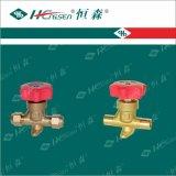 Válvula de unirse a la mano / Refrigeración Fittings / Herramientas Refrigeración