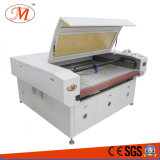 Het Voeden van de hoge Macht de Automatische Snijder van de Laser voor de Materialen van het Kledingstuk (JM-1610h-bij)