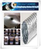 Aluminiumfolie (AL/PET AL/PET/AL VMPET/PET/VMPET) für Ventilation und Klimaanlage