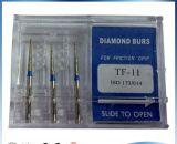 Зубоврачебный диамант Burs средств Fg 1.6mm зуба для высокоскоростного Handpiece