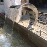 Cascada de la piscina del masaje de la ducha del acero inoxidable de Fenlin