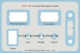 Testador manual de resistência de contato de circuito GDH-100