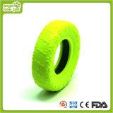 A mastigação do cão da forma do pneu brinca o produto do animal de estimação