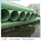 FRP Fiberglas leiten unten Abwasser-Rohr des Wasser-GRP