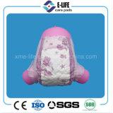 Soem-Wegwerfbaby-Windel mit weichem Backsheet