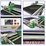 Sinal de oscilação da placa de estaca da faca do CNC, MDF, PVC, esteira do carro, plotador da máquina da espuma