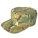 Black 65% Cotton e 35% Polyester Army Police Ranger Cap