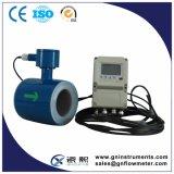Débitmètre électromagnétique pour le lait de mesure