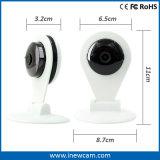 cámara elegante del IP del hogar de la mini WiFi visión nocturna de 720p