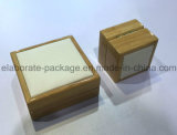 Малые деревянные коробки продают коробку оптом ювелирных изделий