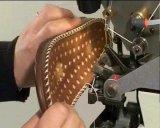 Машина промышленного ботинка Lockstitch двухходовой резьбы единственная