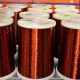 Le fil de cuivre plaqué sur le fil en aluminium