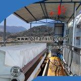 Pressa idraulica del filtro a piastra dell'alloggiamento per caolino