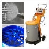 Equipamento eletrostático da pintura do pó para o revestimento da mobília do metal
