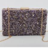 party Bag Eb684 인공적인 돌 다이아몬드 이브닝 백 숙녀