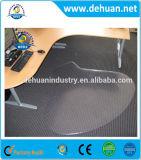 De Mat van de Stoel van het Embleem van pvc van het Ontwerp van de douane voor Harde Vloeren met Uitstekende kwaliteit