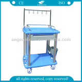 AG-It002A3 de uso hospitalario Medical Trolley crash cart