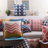 Descansos decorativos da planície durável do algodão do retângulo na base