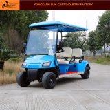 4 Seaterの電気ゴルフカート(RY-EZ-402C)
