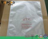 Kundenspezifischer ESD-Beutel mit warnendem Drucken