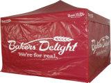 يفرقع صنع وفقا لطلب الزّبون علامة تجاريّة [4إكس4] فوق خيمة خارجيّة ظلة خيمة