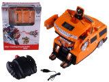 Le véhicule de RC à télécommande transforment le mur s'élevant de robot (H3386175)