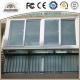 Окно высокого качества подгонянное изготовлением UPVC сползая