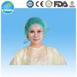 Protezione della clip della fabbrica della Cina, protezione della calca, protezione del Mop, protezione a gettare, il dottore Cap, protezione chirurgica,