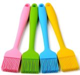 Cepillo de limpieza de silicona de grado alimentario