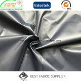 Полиэфира мягкий глянцеватый 300t Cire тафты поставщик 100% Китая ткани куртки вниз