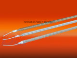 Lámpara recubierto de oro integrado calor infrarrojo