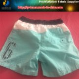 196t Nylon Taslon Tecido para Kid's Beach Shorts