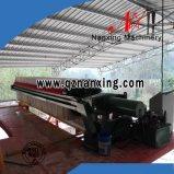 Strumentazione di filtrazione dell'acqua di scarico per produzione dell'argilla