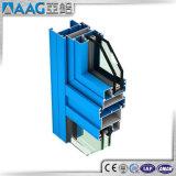 Sección Ancho marco de la puerta de aluminio