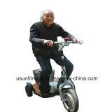 Motorino elettrico di mobilità delle 2017 nuove rotelle di disegno tre per il Elder