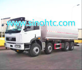 28-37 CBM FAW 8X4 do caminhão-tanque de combustível do veículo de transporte de combustível
