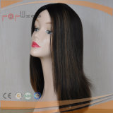Best Selling Elegant Long Wig Hair Style 100% Human Hair Jewish Sheitel Wigs