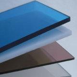 Cobertura de policarbonato rígido de piscinas de plástico