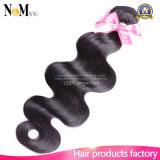 Da onda não processada do corpo do Virgin de 100% tecelagem brasileira do cabelo