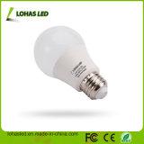 주거 LED 가벼운 고성능 Dimmable 알루미늄 플라스틱 LED 전구